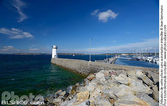 Photo jet e du port de camaret sur mer presqu 39 le de - Office du tourisme de camaret sur mer ...