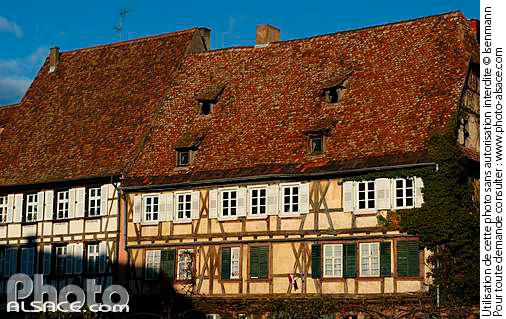 Quai Anselmann, Wissembourg, Bas-Rhin (67)