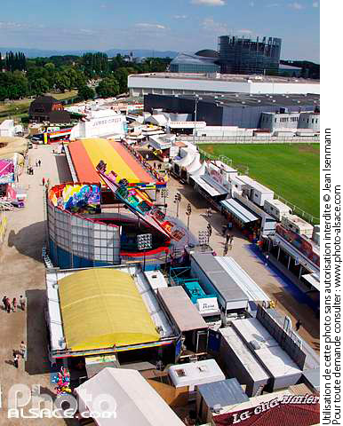 Photo foire saint jean parc des exposition wacken for Parc des expo strasbourg