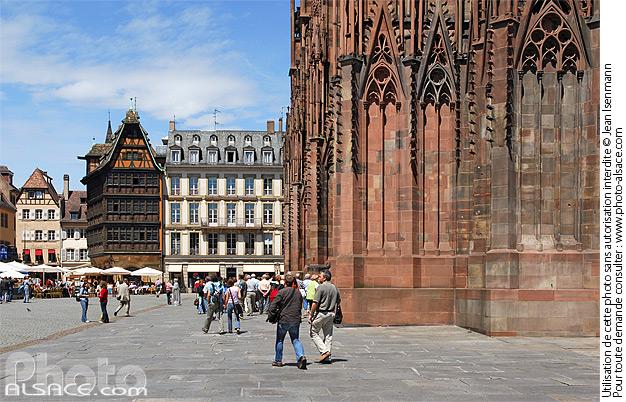 Strasbourg ville d 39 un pays dvelopp for Salon de la gastronomie strasbourg