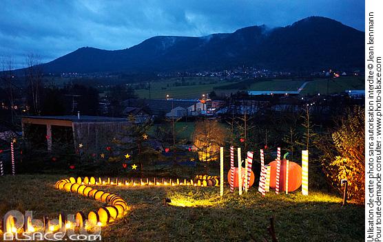 noel 2018 val de villé Photo : Noël dans la Vallée de Villé, Triembach au Val, Bas Rhin  noel 2018 val de villé