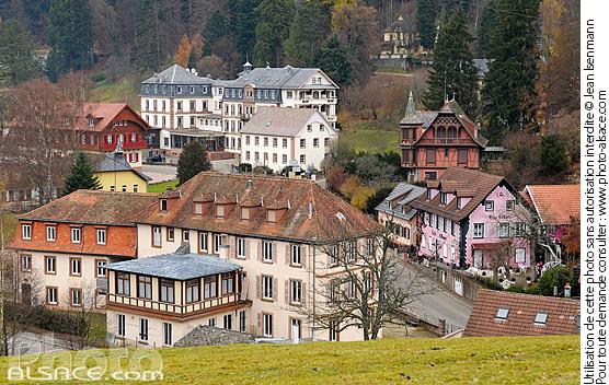 Le Hohwald, Bas-Rhin (67)