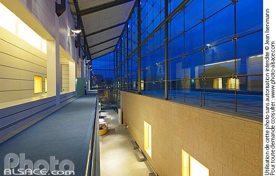 Photo mus e d 39 art moderne et contemporain de strasbourg mamcs strasbourg bas rhin 67 - Musee d art moderne et contemporain de strasbourg ...