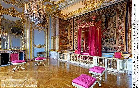 Photo chambre du roi palais rohan strasbourg bas rhin 67 n74060 - Chambre du commerce strasbourg ...
