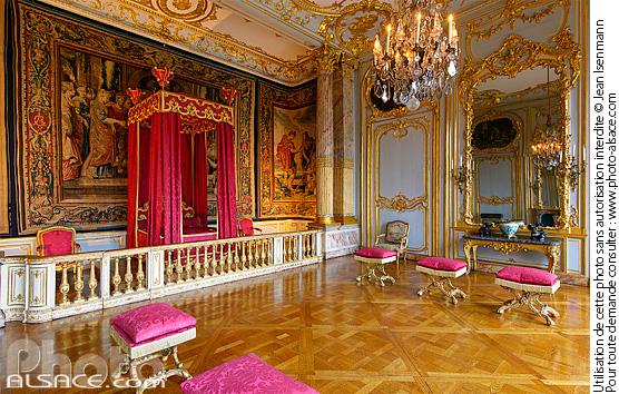 Photo chambre du roi palais rohan strasbourg bas rhin 67 n74062 - Chambre du commerce strasbourg ...