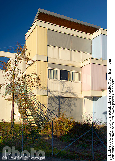 Photo cit manifeste rue andr e clemessy mulhouse haut rhin 68 n74327 - Cite manifeste mulhouse ...