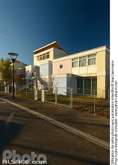 Photo cit manifeste rue andr e clemessy mulhouse haut rhin 68 n74340 - Cite manifeste mulhouse ...