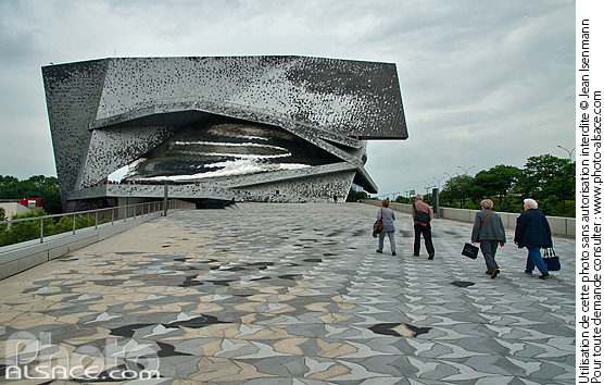 Photo : Philharmonie de Paris, Parc de la Villette, Paris (75019) - (ref. 160611-068) © Jean Isenmann
