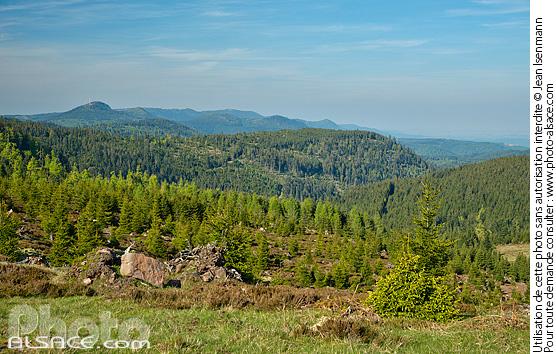 Photo paysage des hautes chaumes moussey vosges 88 for 88 haute vosges