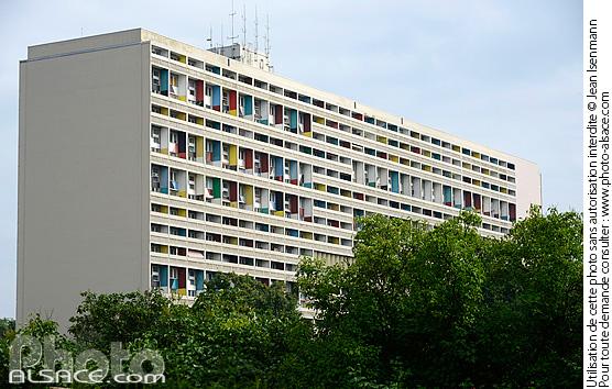 photo unit d 39 habitation le corbusier corbusierhaus westend charlottenburg wilmersdorf. Black Bedroom Furniture Sets. Home Design Ideas