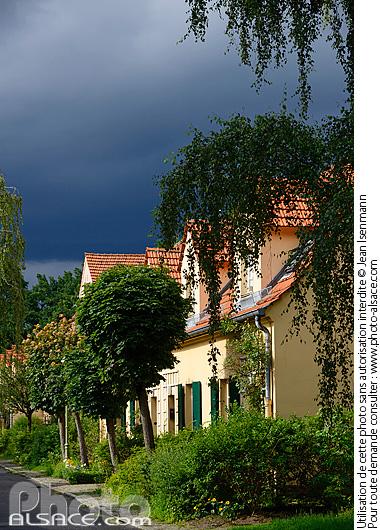Photo cit jardin siemensstadt spandau berlin allemagne n64278 - Maison jardin berlin ...