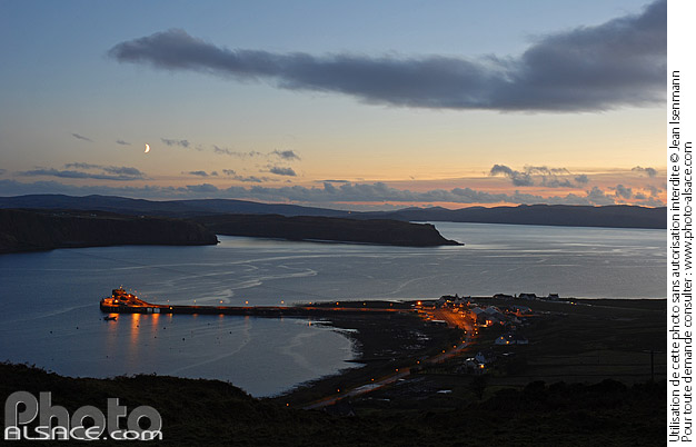 Photo : Uig Bay, Uig, Isle of Skye, Highlands, Scotland, United Kingdom - (ref. n34803) © Jean Isenmann