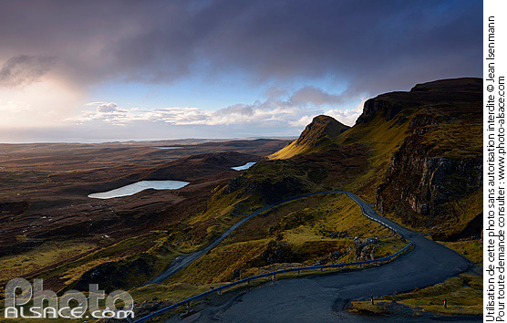 Photo : Bioda Buidhe, Trotternish, Isle of Skye, Highlands, Scotland, United Kingdom - (ref. n69758) © Jean Isenmann