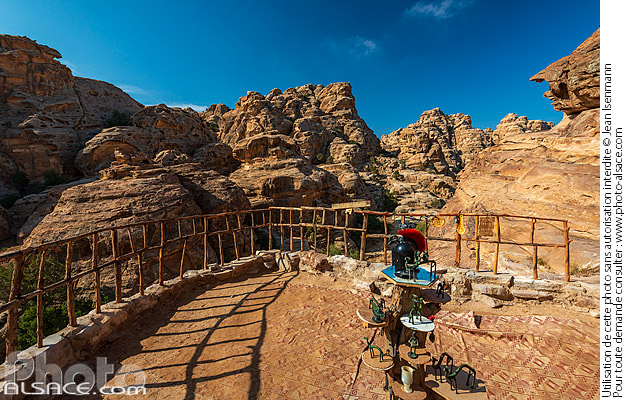 Photo : Siq al-Barid (Little Petra), Ma'an, Jordanie - (ref. 191029-022) © Jean Isenmann