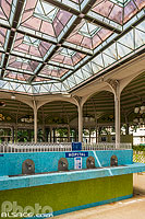 Hall des sources, Vichy, Allier (03)