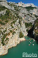 Photo : Gorges du Verdon, Alpes de Hautes-Provences (04)