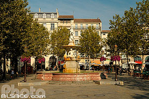 Photo : Place Carnot, Carcassonne, Aude (11)