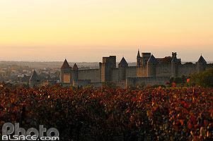 Photo : Cité médiévale, Carcassonne, Aude (11)