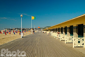 Photo : Les planches, Deauville, Calvados (14)