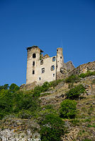 Photo : Château d'Aurouze, Molompize, Cantal (15)