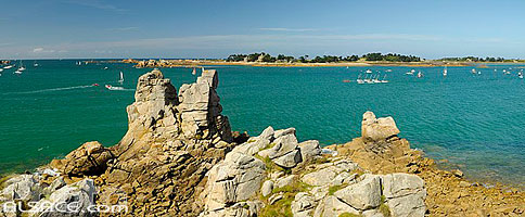 Photos de Penvenan en Bretagne, France