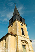 Photo : Eglise Saint-André, Le Bec-Hellouin, Eure (27)