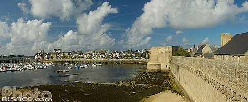 Photos de Concarneau en Bretagne, France