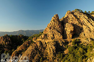 Photo : Les Calanches de Piana, Piana, Corse-du-Sud (2A)