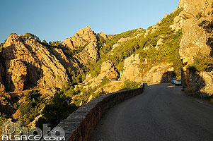 Photos des Calanches de Piana en Corse