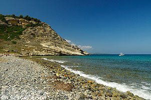 Photo : Plage de Catarelli, Farinole, Haute-Corse (2B)