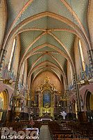 Photo : Eglise Saint-Nicolas de Toulouse, Quartier Saint-Cyprien, Toulouse, Haute-Garonne (31)