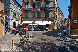 Photo : Place de la Bourse, Toulouse, Haute-Garonne (31)