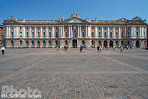 Photo : Place du Capitole, Toulouse, Haute-Garonne (31)