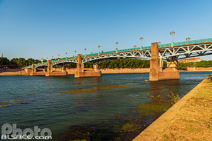 Photo : Pont Saint-Pierre, Toulouse, Haute-Garonne (31)