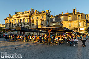 Photo : Place de la Victoire, Bordeaux, Gironde (33)