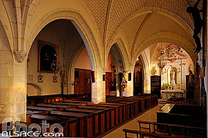 Photo : Eglise de Cheverny, Cheverny, Loir-et-Cher (41)