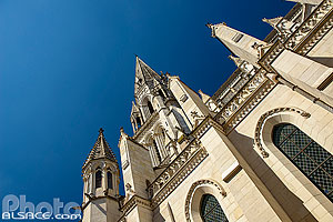 Photo : Basilique Saint-Nicolas de Nantes, Loire-Atlantique (44)