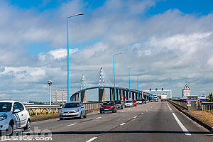 Photo : Pont de Saint-Nazaire, Saint-Nazaire, Loire-Atlantique (44)
