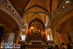 Photo : Chapelle Notre-Dame de Rocamadour, Haut-Quercy, Lot (46)