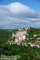 Photo : Rocamadour, Haut-Quercy, Lot (46)