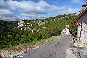 Photo : Voie Sainte, Rocamadour, Haut-Quercy, Lot (46)