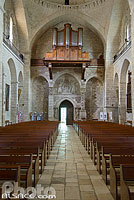Photo : Abbaye Sainte-Marie de Souillac, Souillac, Lot (46)