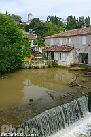 Photo : La Gélise, Poudenas, Lot-et-Garonne (47), Aquitaine, France