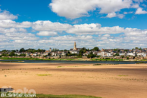 Photo : Ingrandes-Le Fresne sur Loire, Maine-et-Loire (49)