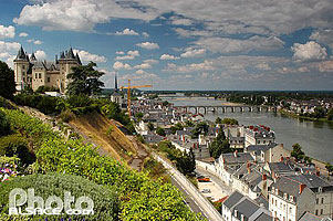 Photos de Saumur en Pays-de-la-Loire, France