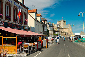 Photo : Quai Henri Chardon, Barfleur, Manche (50)