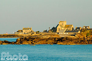 Photo : Barfleur, Manche (50)
