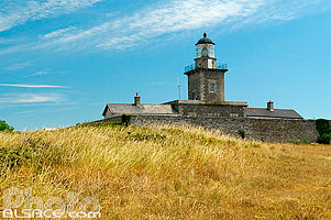 Photo : Phare du Cap Carteret, Barneville-Carteret, Manche (50)