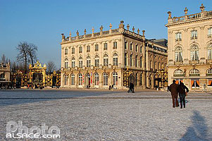 Photo : Place Stanislas, Nancy, Meurthe-et-Moselle (54)