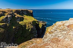 Photo : Trou de l'Enfer, Pointe de l'Enfer, Ile de Groix, Morbihan (56)